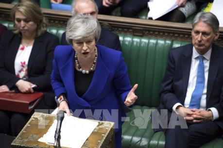 Kịch bản Brexit không thỏa thuận tiếp tục khiến giới chức Anh lo ngại