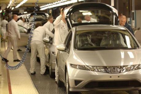Đóng cửa nhà máy của Honda tại Anh liệu có liên quan đến Brexit?