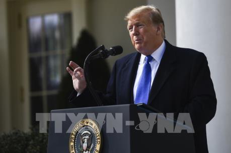 """Tổng thống Trump: Mỹ và Trung Quốc đang tiến """"rất gần"""" đến thỏa thuận thương mại"""