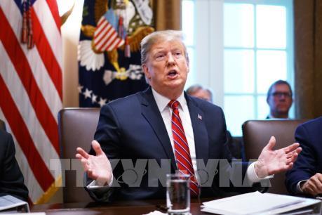 Tổng thống Mỹ: Sẽ thắng vụ kiện liên quan đến dự án xây tường tại biên giới