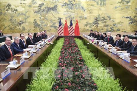 Trung Quốc kêu gọi Mỹ cùng nhượng bộ trong đàm phán thương mại
