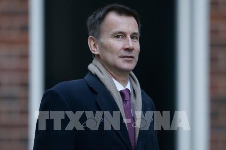 Ngoại trưởng Anh nhấn mạnh cách duy nhất để tránh Brexit cứng