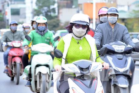 Đêm nay, không khí lạnh ảnh hưởng đến một số nơi thuộc Bắc Bộ