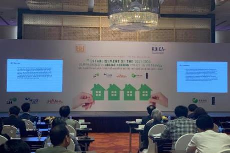 Xây dựng chính sách tổng thể cho nhà ở xã hội giai đoạn 2021 - 2030
