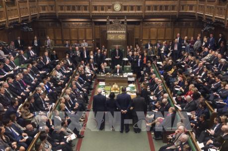 Quốc hội Anh sẽ bỏ phiếu về thỏa thuận Brexit vào tuần sau