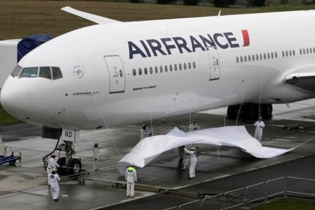 Air France hủy các chuyến bay tới Venezuela từ 23-25/2