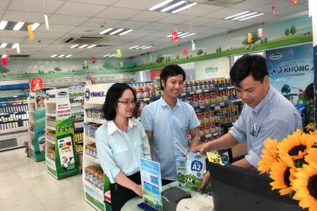 Vinamilk chinh phục niềm tin người tiêu dùng