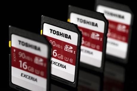 Toshiba Memory sẽ lên sàn trong tháng 9/2019
