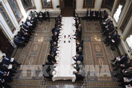 Đàm phán thương mại Mỹ - Trung tiếp diễn ở thủ đô Washington