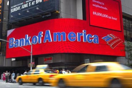 Ngành ngân hàng Mỹ ghi nhận đạt lợi nhuận 59,1 tỷ USD