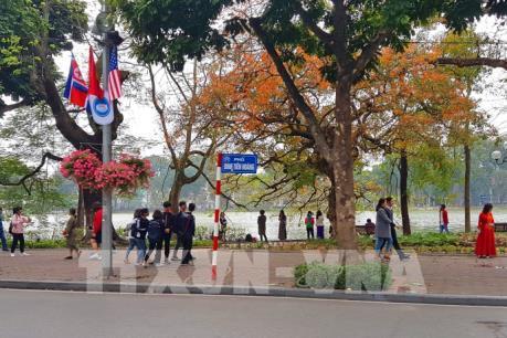 Hội nghị Thượng đỉnh Mỹ - Triều lần 2: Mỗi người dân là sứ giả quảng bá hình ảnh Thủ đô