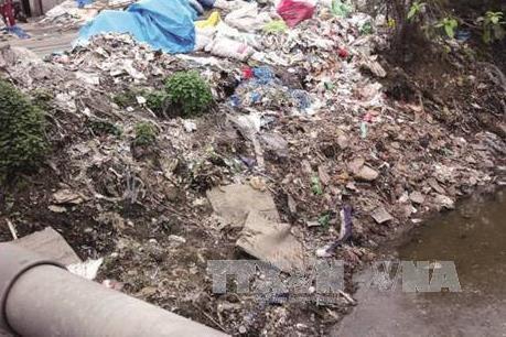 Thách thức trong xử lý nước thải tại các làng nghề