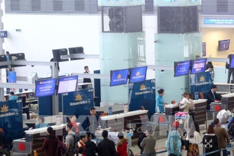Nghỉ lễ 30/4 - 1/5, cao điểm sẽ có gần 90.000 khách qua sân bay Nội Bài