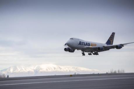 Rơi máy bay chở hàng Boeing 767 tại Mỹ