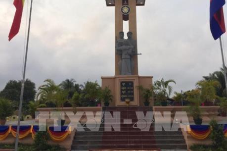 Khánh thành Đài Hữu nghị Việt Nam – Campuchia