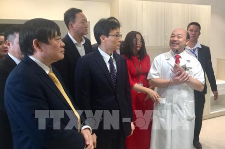 Khánh thành Bệnh viện Đa khoa Phương Đông với quy mô 1.000 giường
