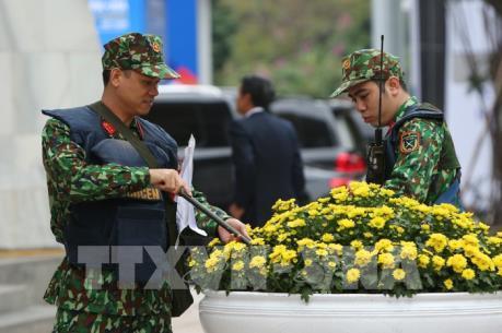 Hội nghị thượng đỉnh Mỹ - Triều Tiên: Quân đội triển khai các phương án đảm bảo an toàn