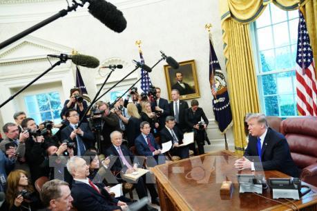 Mỹ hy vọng một thỏa thuận thương mại cùng có lợi với Trung Quốc