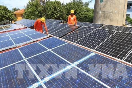 Bà Rịa-Vũng Tàu chấp thuận chủ trương đầu tư hai dự án điện mặt trời