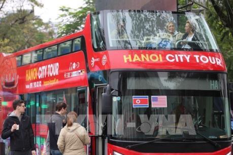 Thượng đỉnh Mỹ - Triều lần 2: Nhiều tour du lịch miễn phí cho phóng viên nước ngoài