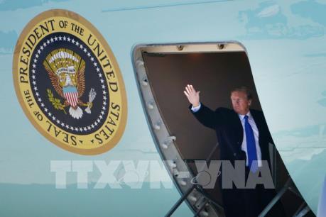 Hội nghị Thượng đỉnh Mỹ - Triều lần 2: Tổng thống Mỹ sẽ tới Hà Nội vào tối nay