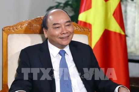 Thủ tướng Nguyễn Xuân Phúc trả lời phỏng vấn TTXVN trước thềm Thượng đỉnh Mỹ-Triều lần 2