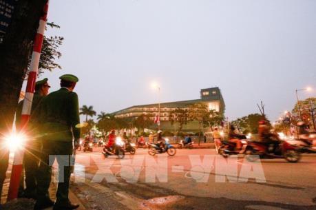 An ninh quanh khách sạn Marriot JW đẩy lên mức cao nhất chờ đón Tổng thống Mỹ