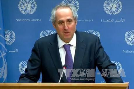 Thượng đỉnh Mỹ - Triều lần 2: Liên hợp quốc hoan nghênh đối thoại giữa hai nhà lãnh đạo