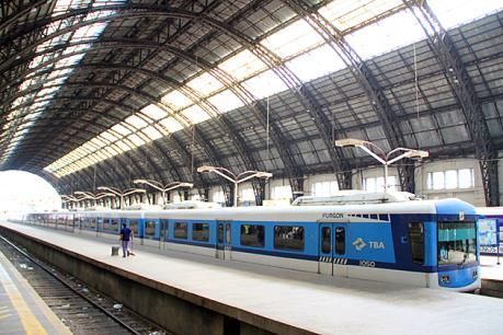 Argentina mua tàu điện Trung Quốc để hiện đại hóa ngành đường sắt