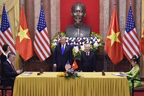 Thượng đỉnh Mỹ -Triều lần 2: Vietjet Air ký hợp đồng mua 100 máy bay với Boeing