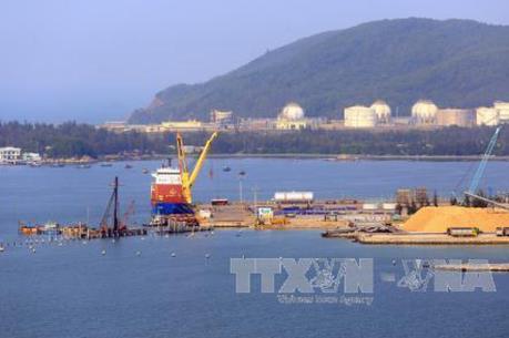 Hòa Phát Dung Quất chính thức được cấp phép nhận chìm vật chất ở biển
