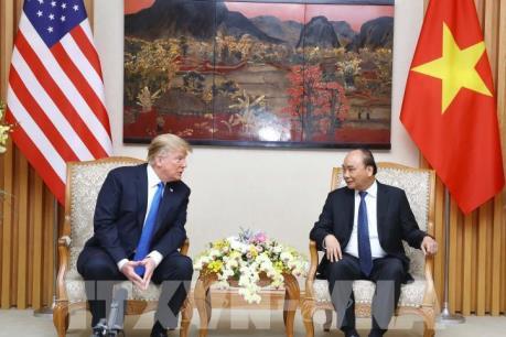 Tổng thống Trump cảm ơn Việt Nam hỗ trợ chu đáo cho Cuộc gặp Thượng đỉnh
