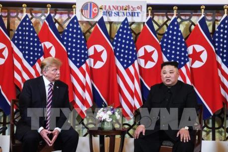 Thượng đỉnh Mỹ - Triều lần 2: Tổng thống Mỹ hy vọng cuộc gặp lần hai sẽ thành công hơn