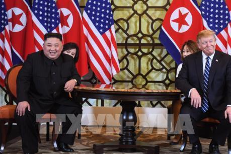 Thượng đỉnh Mỹ - Triều lần 2: Tổng thống D.Trump, Chủ tịch Kim Jong-un bắt đầu cuộc gặp
