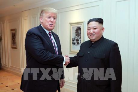 Tiết lộ văn bản Tổng thống Mỹ trao tay cho nhà lãnh đạo Triều Tiên tại Hà Nội