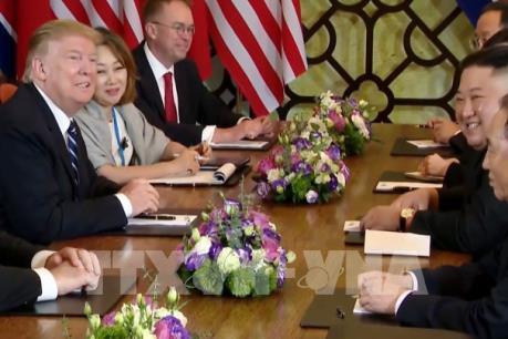 Ý tưởng mở văn phòng liên lạc ngoại giao Mỹ - Triều nhận phản hồi tích cực