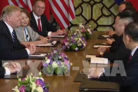 Hội nghị Thượng đỉnh Mỹ - Triều lần 2: Cuộc gặp kết thúc sớm hơn dự kiến