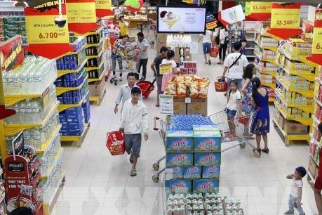 Hàng hóa bán lẻ và doanh thu dịch vụ tiêu dùng giảm mạnh