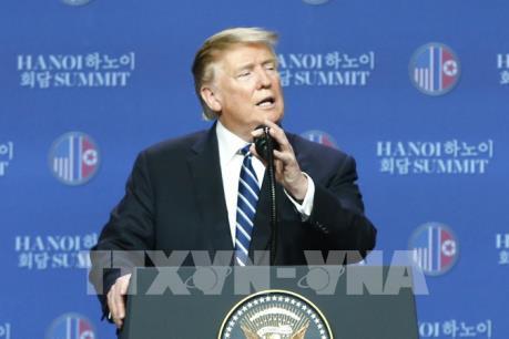 """Tổng thống Mỹ Donald Trump tin Triều Tiên có thể trở thành """"cường quốc kinh tế"""""""