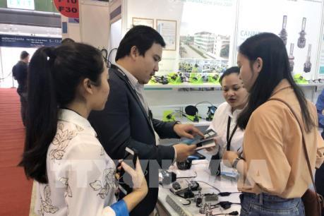 Tp. Hồ Chí Minh khai mạc triển lãm Automechanika 2019