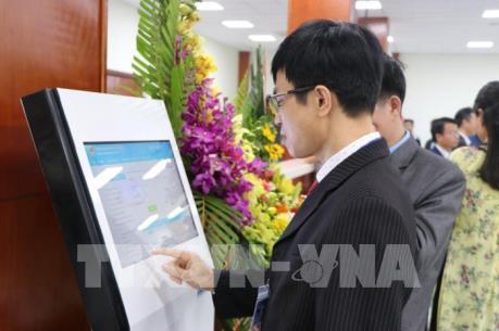 Khai trương Trung tâm Phục vụ hành chính công tỉnh Hải Dương 