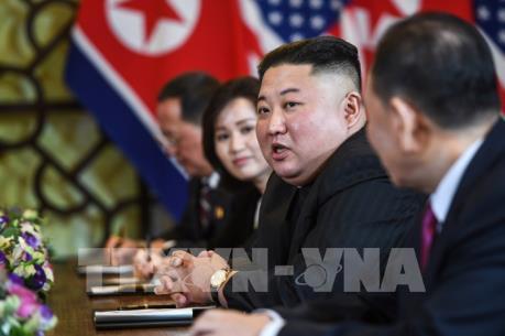 Thượng đỉnh Mỹ-Triều lần 2: Hàn Quốc hy vọng đột phá về các dự án liên Triều