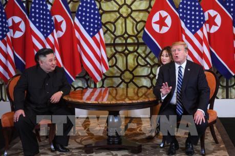 Chủ tịch Kim Jong-un và Tổng thống Mỹ sẽ tiếp tục đối thoại xây dựng về phi hạt nhân hóa