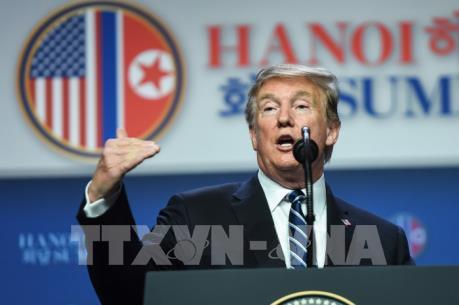 Hội nghị Thượng đỉnh Mỹ - Triều lần 2: Không thảo luận về nội dung tập trận