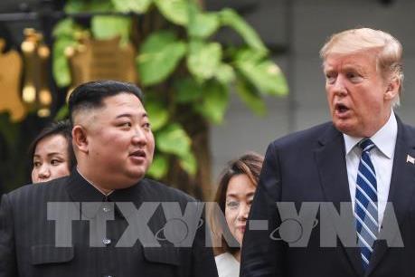 Thượng đỉnh Mỹ-Triều lần 2: Nhà Trắng thông tin về đề nghị dỡ bỏ trừng phạt của Triều Tiên
