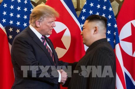 Tổng thống Trump hy vọng đạt thỏa thuận với Triều Tiên trong tương lai