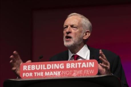 Chính đảng Anh thay đổi lập trường về Brexit