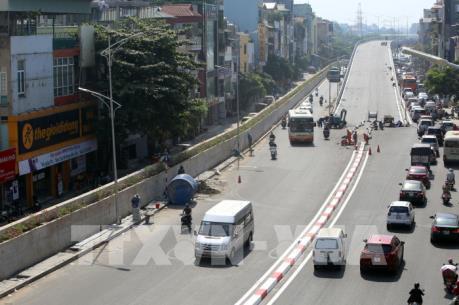 Hà Nội sẽ đầu tư xây dựng 4 cầu vượt giảm ùn tắc nội đô