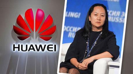 CFO Huawei Mạnh Vãn Chu kiện chính phủ Canada