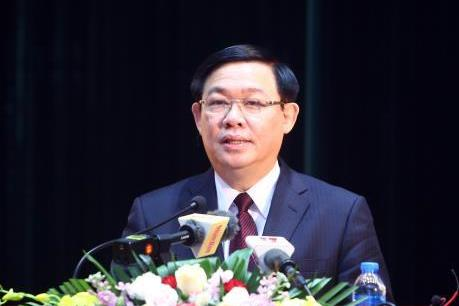 Phó Thủ tướng Vương Đình Huệ: Nhanh chóng tiếp cận với các mô hình kinh doanh mới